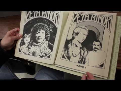 Doctor Who fanzines in the U. Iowa Special Collections & Archives (Unofficial Staxpeditions)