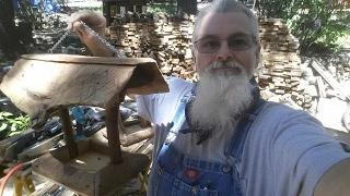 Bird Suet and Log Bird Feeders by Hillbilly