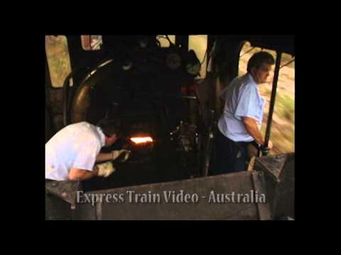 Down Around Beaudesert - Queensland Rail