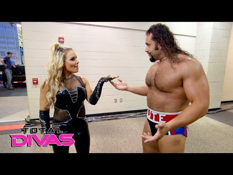 Natalya talks to Rusev about her friendship with his wife: Total Divas Bonus Clip, Nov. 22, 2016