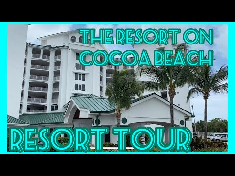 How nice is this timeshare resort? - The Resort on Cocoa Beach | Resort Tour