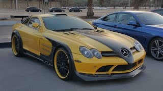 Carspotting in Dubai: WTF, Lols & Abandoned Edition #2