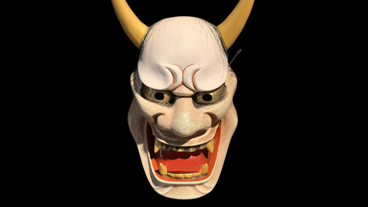 """""""Beyond Noh"""" Masks of our world (Excerpt) Animation by Patrick Smith"""