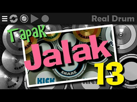 #realdrum Jamrud - Ingin Jadi Koboi (REAL DRUM Cover)