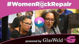 Women Rock Repair - Supporting Women In The Auto Glass Industry