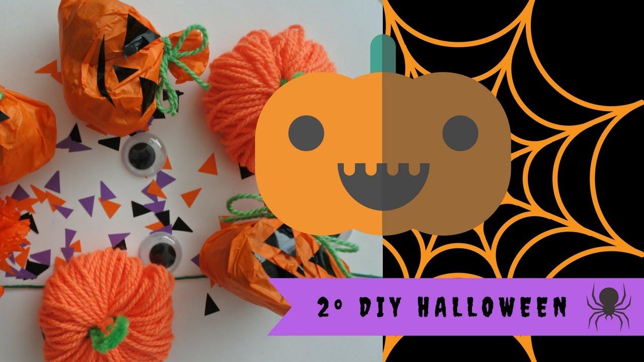 Como hacer adornos para halloween youtube - Adornos de halloween ...