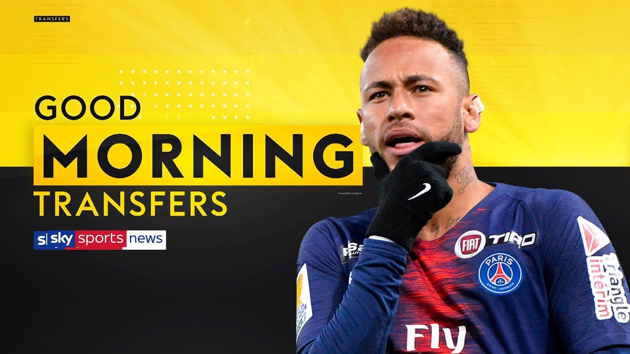 Will Neymar really return to Barcelona?! | Good Morning Transfers