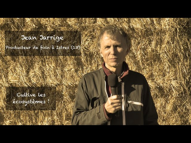On pourrait aller plus loin en matière d'agroécologie ?