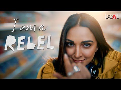 I Am A Rebel (Official Video) - boAt Ft. Raja Kumari | Kiara Advani | Bani J | Mass Appeal India
