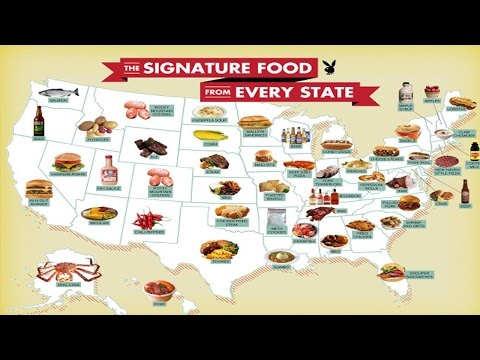 What Are The Signature Foods Of The U.S.?