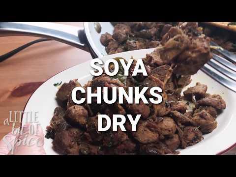 Soya Chunks Masala Dry