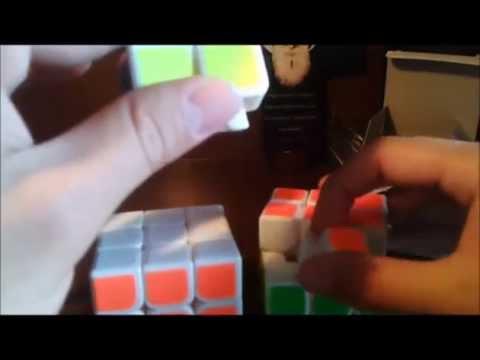 Van Dyke Magic Cube Pro (OXXO) vs YJ Guanlong