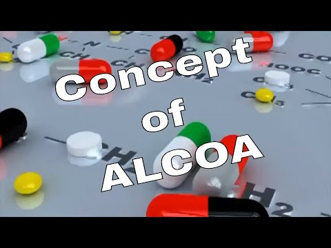 ALCOA in Pharmaceuticals