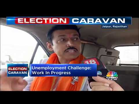 On The Campaign Trail With Rajyavardhan Rathore