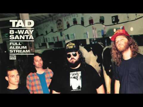 TAD - 8-Way Santa [FULL ALBUM STREAM]