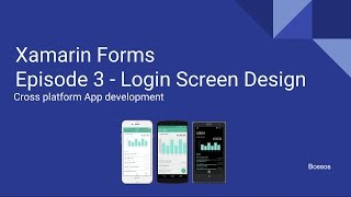 Video Xamarin Tutorial Episode 3 - Login Screen Design download MP3, 3GP, MP4, WEBM, AVI, FLV Oktober 2018