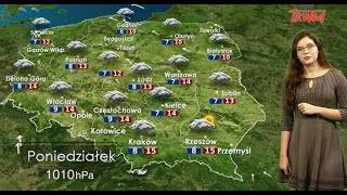 Prognoza pogody 17.11.2019