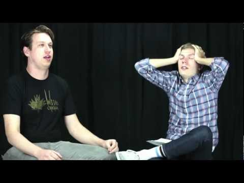 Spicy Interviews W/Pete Holmes And Chris Thayer