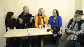 Steeleye Span interview @ HRH Prog 2015