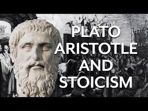 Plato, Aristotle, and Stoicism