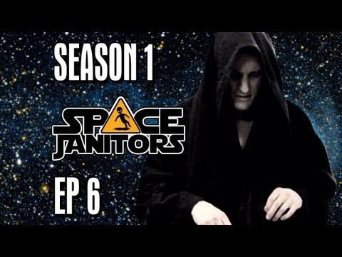 Accidentally the Dark Lord - Space Janitors: Episode Six [Official HD Version]