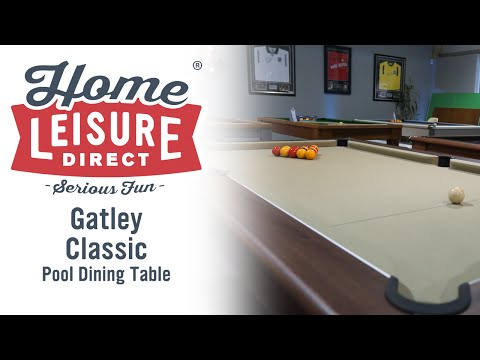 Gatley Leisure Classic Pool Dining Table
