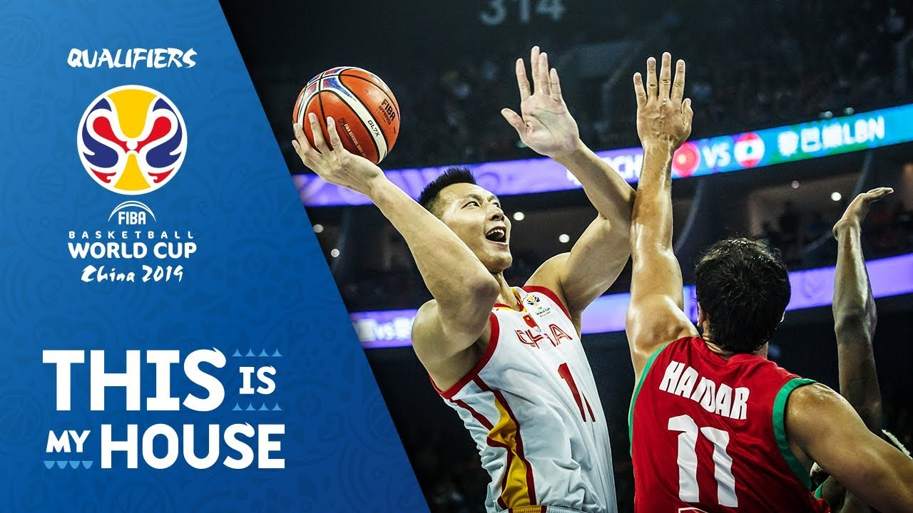 China v Lebanon - Full Game - FIBA Basketball World Cup 2019 - Asian Qualifiers