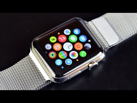 apple-watch:-unboxing-&-demo