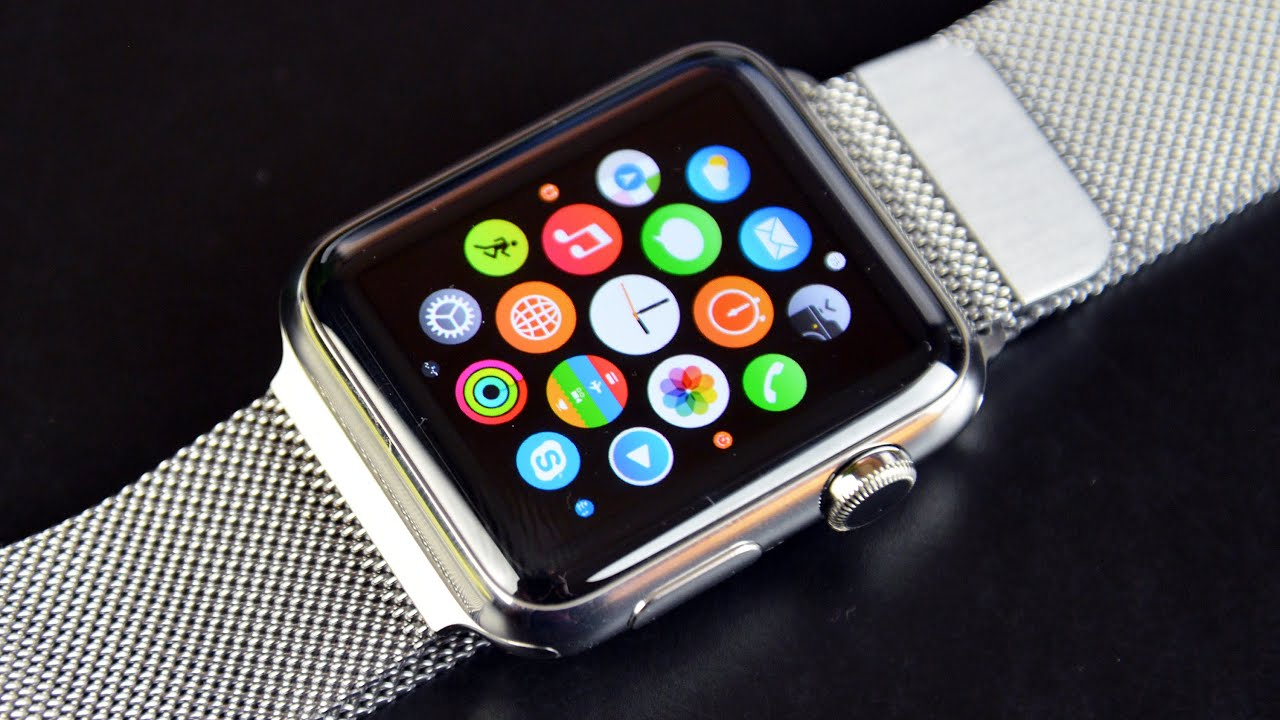 Apple Watch: Unboxing & Demo