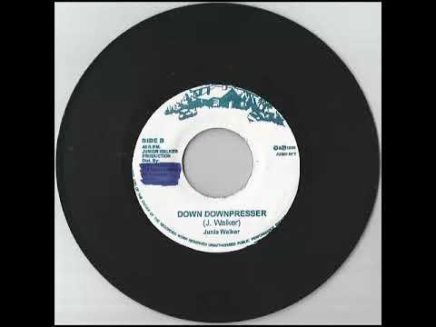 Junia Walker - Down Downpresser (JUSIC INTERNATIONAL)