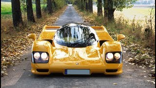 Absolutely Forgotten And Ultra Rare Supercars
