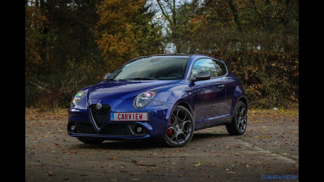 2017 Alfa Romeo Mito Veloce Review - YouTube
