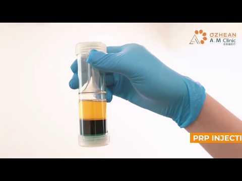 Processing Platelet Rich Plasma (PRP) for Treatment
