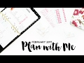 Plan with Me! | February 2017