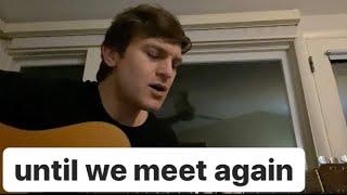 Download Lagu Nick Jonas - Until We Meet Again The Voice Finale Acoustic Cover by Chris Zurich MP3