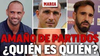 Quién es quién en la operación 'Oikos': Raúl Bravo, Borja Fernández, Aranda...