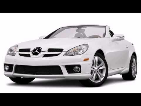 2011 Mercedes Benz SLK Class Convertible