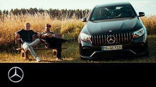 JP Kraemer und Matthias Malmedie: Testfahrt im Mercedes-AMG GLC 63 4MATIC+ Coupé