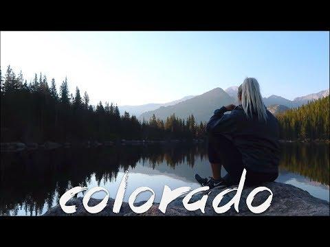 Colorado Travel Diary Estes Park 2017