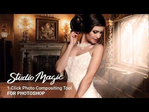 StudioMagic 1&2 Photoshop Plugin