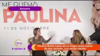 Entrevista a Pau Rubio, lanza Me Quema