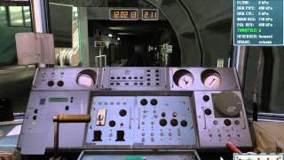 Железнодорожный симулятор метро пробная игра