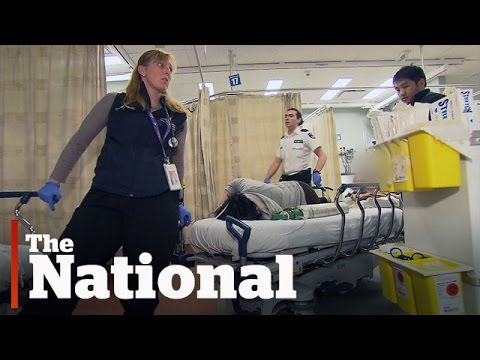 ER struggles with fentanyl