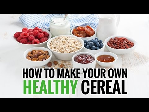 How to make your own cereal custom cereal youtube how to make your own cereal custom cereal ccuart Choice Image
