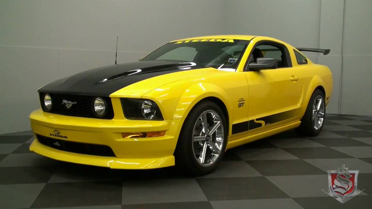 2005 ford mustang steeda q