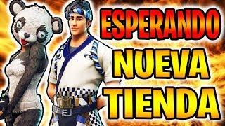 Video de ? ESPERANDO **NUEVA TIENDA** CON *NUEVAS SKINS* MOTORISTA! +765 WINS! - FORTNITE Battle Royale