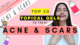 Acne Treatment: Top 20 Medicated Pimple Creams (2019)