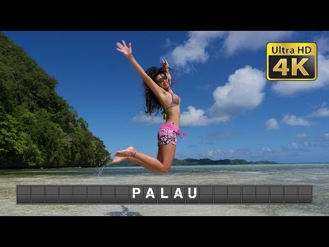 DIY Destinations (4K) - Palau Budget Travel Show