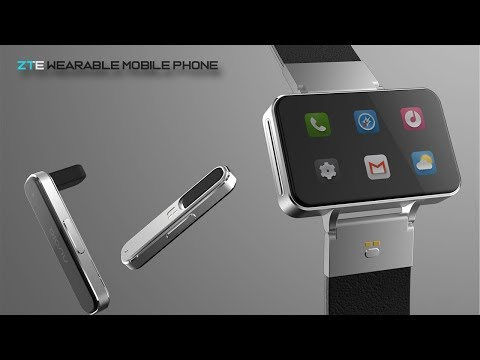ZTE Wearable Mobile Phone | 2019