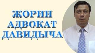 Жорин адвокат Давидыча(, 2016-07-28T08:05:45.000Z)